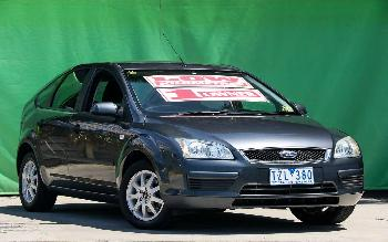 2005 Ford Focus CL LS