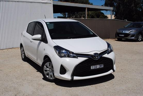 2014 Toyota Yaris NCP130R ASCENT