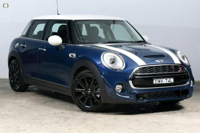 2018 Mini Hatch F55 Cooper S