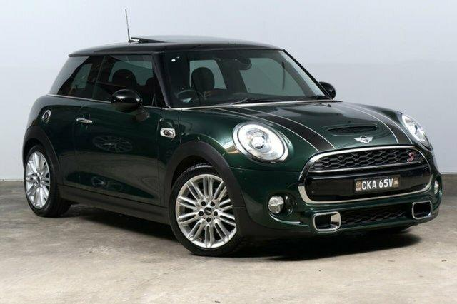 2014 Mini Hatch F56 Cooper S