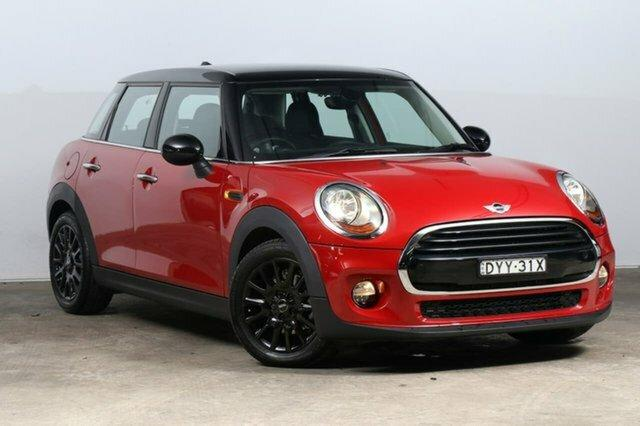2016 Mini Hatch F55 Cooper