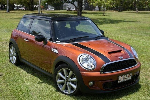 2012 Mini Hatch R56 LCI Cooper S