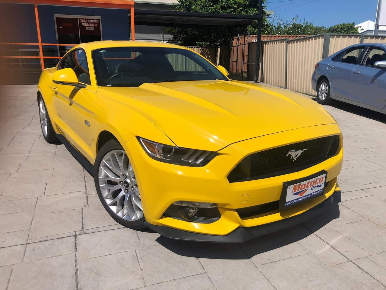 2016 Ford Mustang FM GT