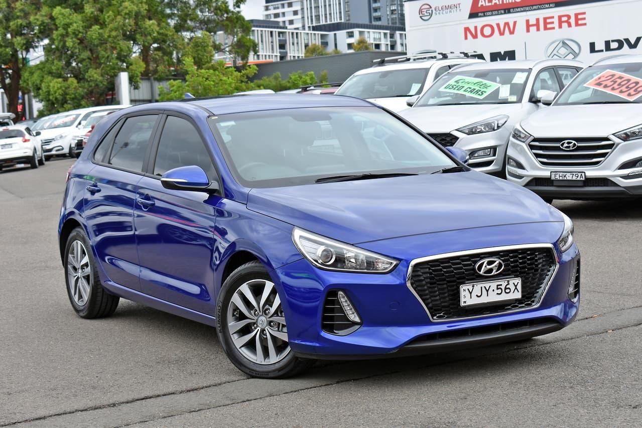2019 Hyundai I30 PD2 ACTIVE