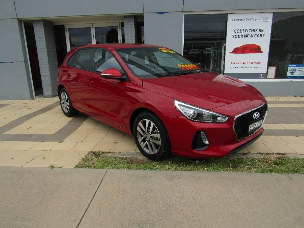 18 Hyundai I30 PD ACTIVE