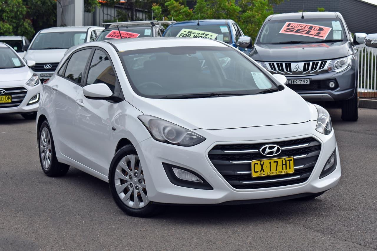 2015 Hyundai I30 GD3 Series II ACTIVE