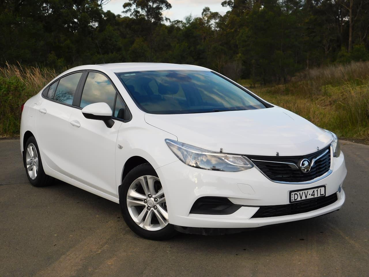 2017 Holden ASTRA BL LS+