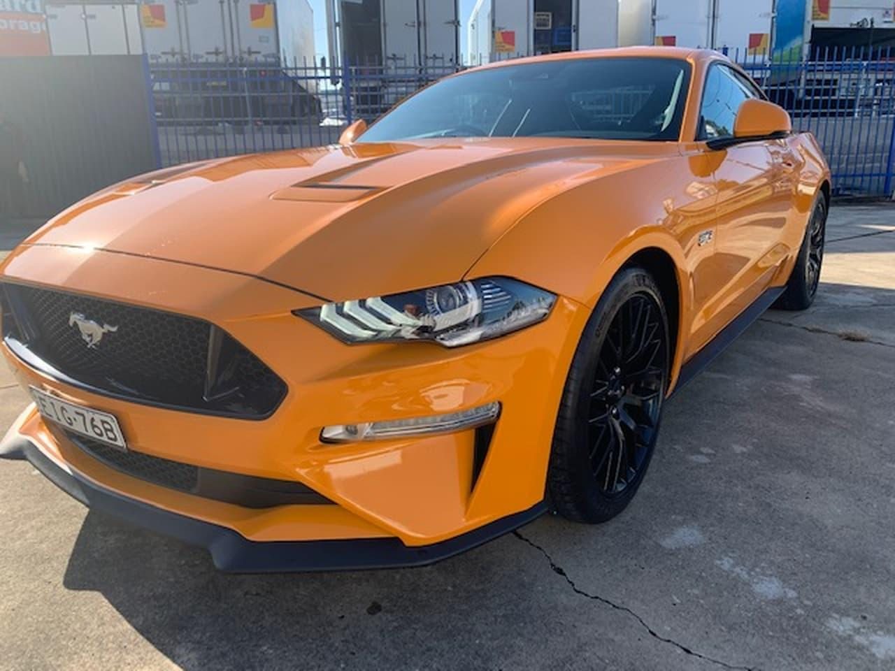 2018 Ford Mustang FN GT