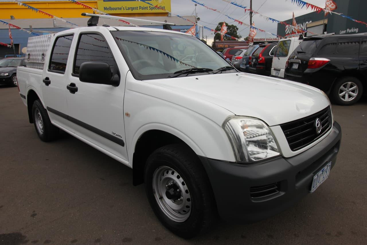 2006 Holden Rodeo RA LX